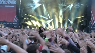 Die Toten Hosen live at Rock im Park 2012 - Hang on Sloopy