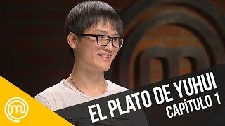 El plato de Yuhui   MasterChef Chile 3   Capítulo 1