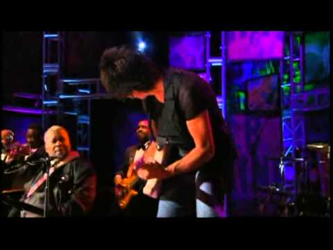 BB KING & JEFF BECK  Live [HD] Rock Me Baby