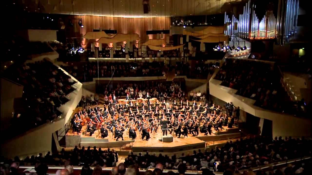 Anton Bruckner - Daniel Barenboim - Symphonie Nr. 6