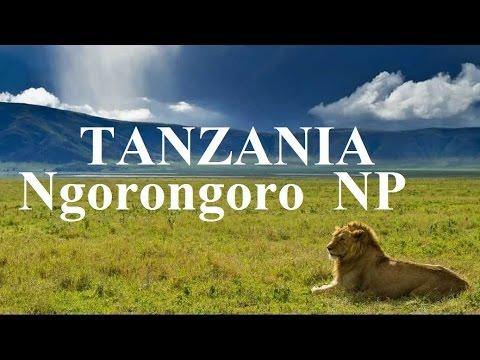 Tanzania-Ngorongoro National Park Part 6