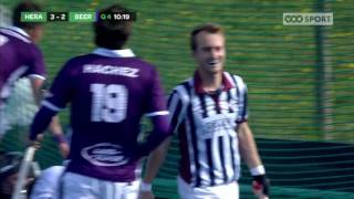Audi Hockey League : Les highlights : Herakles – Beerschot (30.04.2017)