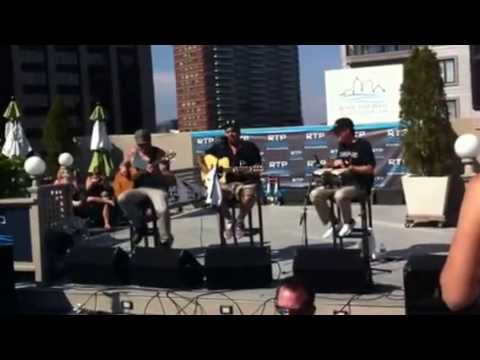 "Sublime with Rome - ""Santeria"" (Acoustic @ Colonnade Hotel Rooftop) (HQ)"