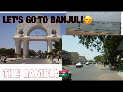 LET'S GO TO BANJUL | CAPITAL OF THE GAMBIA| VLOG 🇬🇲