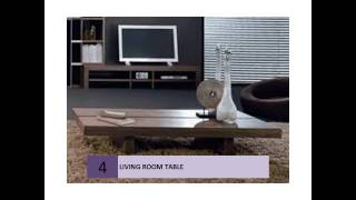 Living Room Furniture - Sofas, Coffee Tables