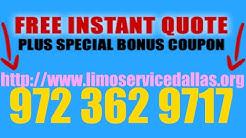 Limo Service Dallas Prom Night Rental