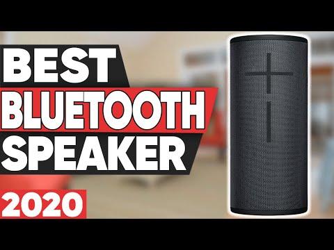 5 Best Bluetooth Speakers In 2020