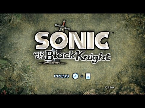 Sonic And The Black Knight Playthrough ~Longplay~