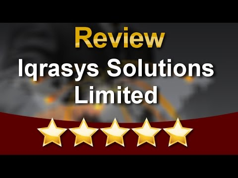 Iqrasys Solutions Limited Dhaka Superb 5 Star Review By LUCAS A.