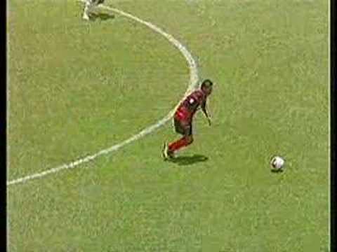 Alajuelense - San Carlos, 29/04/2007, Primer gol