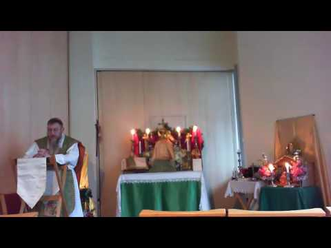 Mass & Homily: Feria of Sunday IV Post Epiphany: trust in God