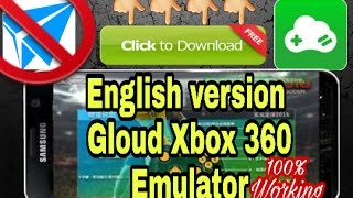 💀Hacked gloud Xbox 360. English version emulator with link full tutorial💀