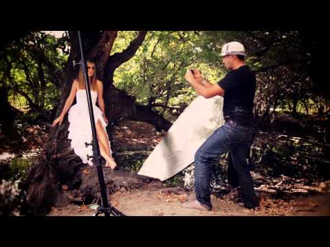 Fashion Shoot with Nokia 808 PureView- Behind the scenes (Mauritius)