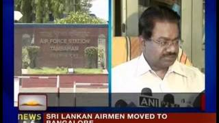 Centre shifts Sri Lankan Air Force trainees from Tamil Nadu - NewsX