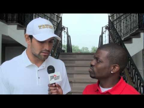 Mark Sanchez Talks the 2012 NFL Season, Playing in NY, Style, and Degree Men!