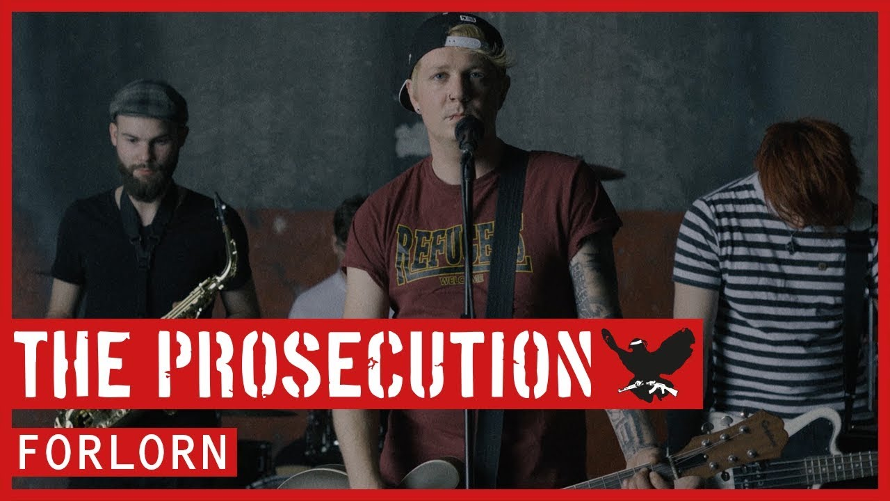 The Prosecution — Forlorn (Official Video)