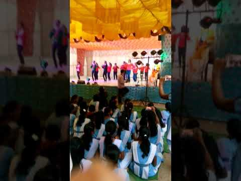 Govt.Girls high school. Annual function...