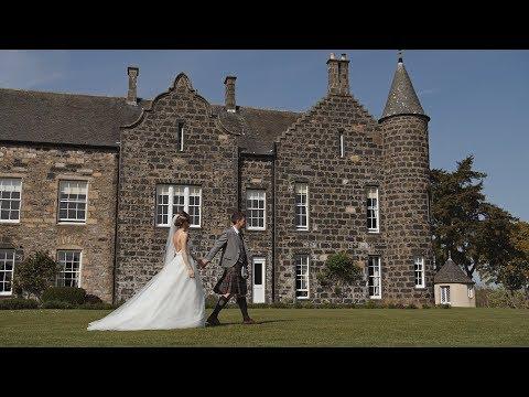 Laura & Angus | Wedding Film | Meldrum House Hotel | Aberdeenshire | Scotland