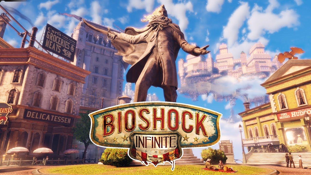 Bioshock Infinite is a Timeless Masterpiece