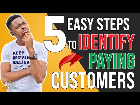 How To Identify Your Customers Online   5 Easy Steps To Find Prospects Who Are Ready To Buy From You