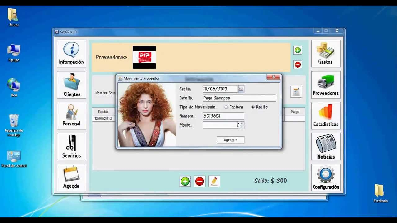 sobre sofpp software para la gestin de salones de belleza youtube