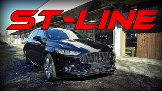 2018 NEW Mondeo ST-Line (Ford Fusion) exterior & interior