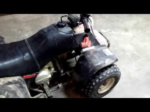 1986 80cc Yamaha Moto4 Badger Resurrection | Blog for Gearheads Like You