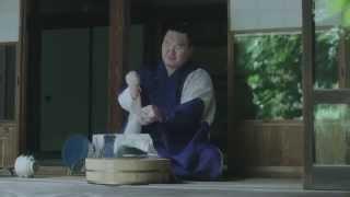 Hakuho sake Kirishima, pile la glace