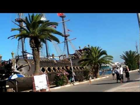 Sousse- medina i port-Tunezja 2011