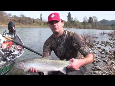 South Fork Umpqua River Steelhead Fishing