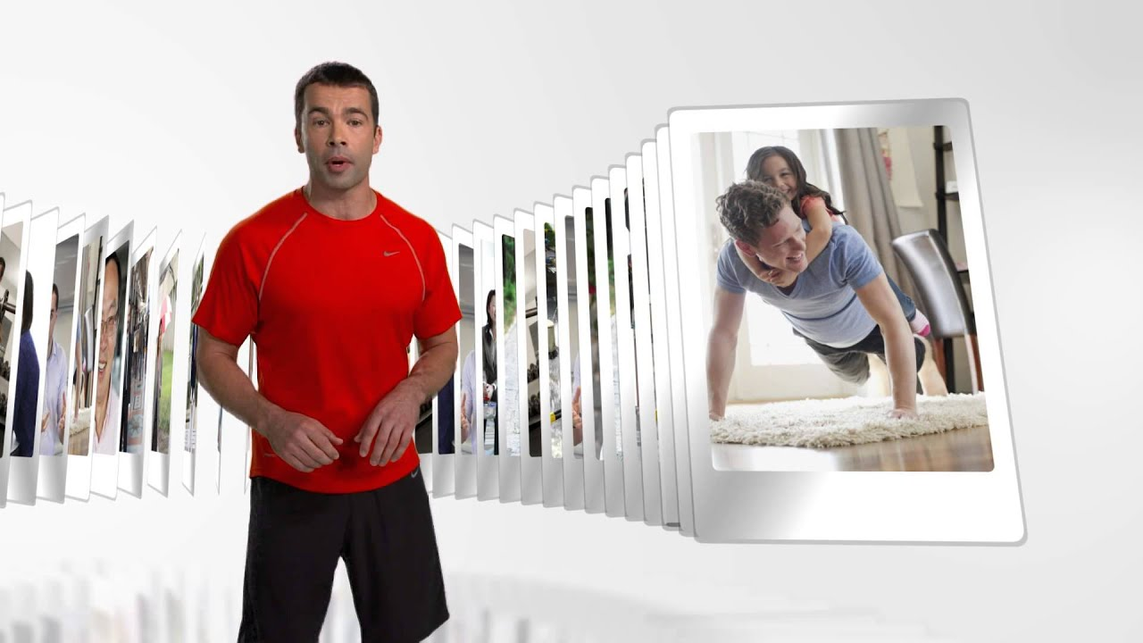 the johnson johnson official 7 minute workout app youtube. Black Bedroom Furniture Sets. Home Design Ideas