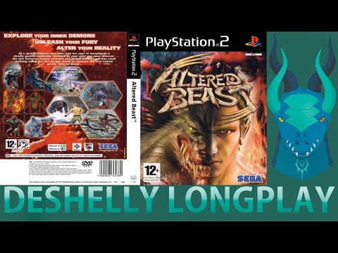 (L:32) Project Altered Beast PS2 Longplay