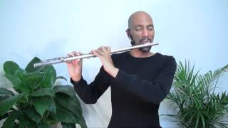 South Indian, Chinese, Blues, Flute Improvisation by Lenon Honor