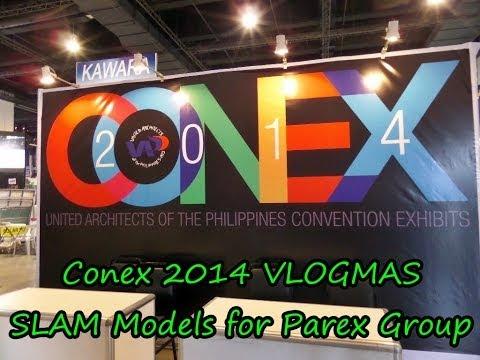 PAREXGROUP Philippines Inc. @ CONEX 2014