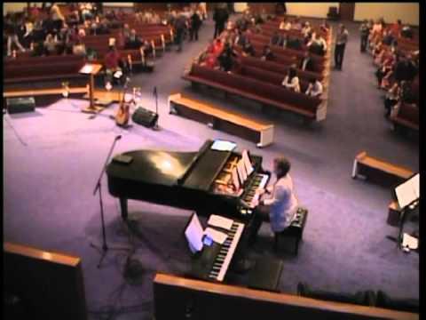 1-13-2013 AM Worship Mustang Church of the Nazarene
