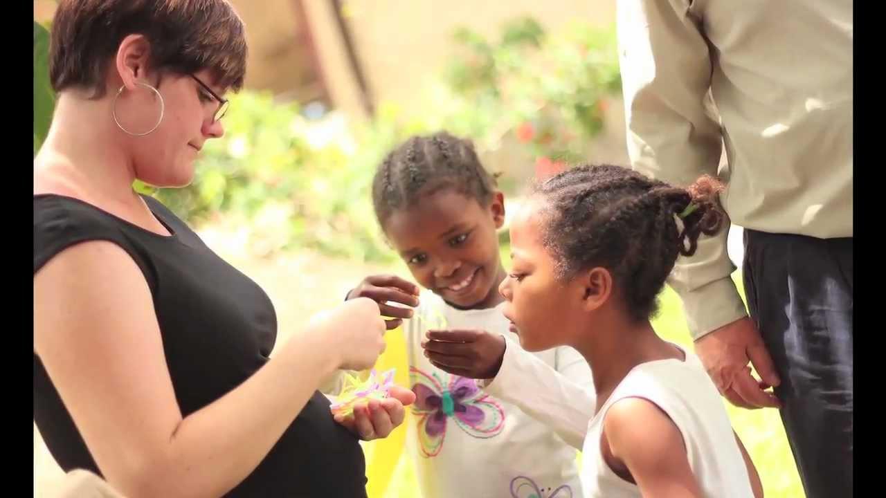 Ebenezer Grace Children's Home - Ethiopia - YouTube