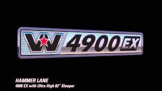 Western Star Hammer Lane - 4900EX