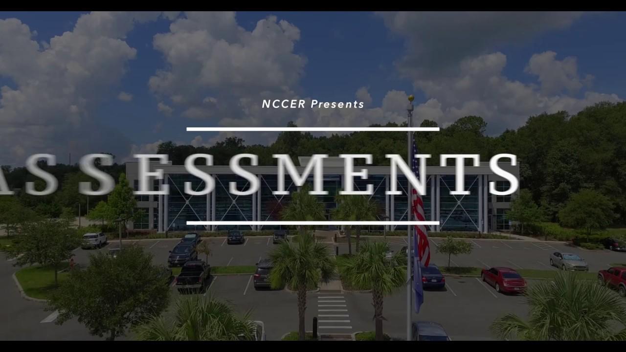 Assessments vs Training