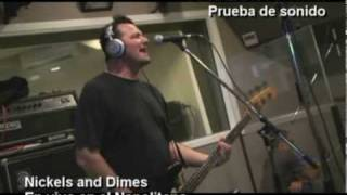 Social Distortion - Nickels and Dimes @ FM Rock & Pop