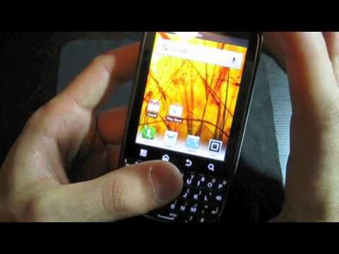Videorecensione Motorola Pro+ by PisaPhonia