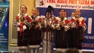 "Elevi darabaneni la ""Trec magii prin Vatra Moldovei"""