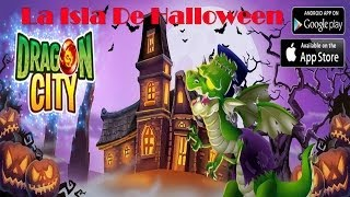 La Isla De Halloween De Dragon City