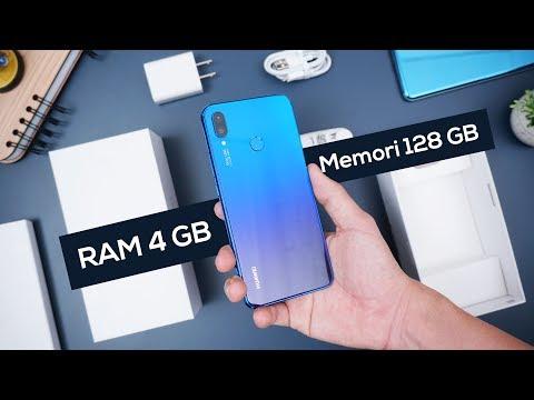 Rp4.199 Juta! Unboxing Huawei Nova 3i!