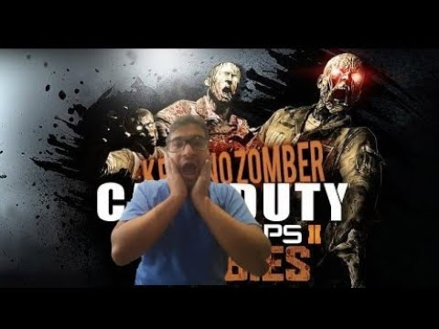 Reaccion A Call Of Duty Black Ops Zombies Rap | Kronno Zomber