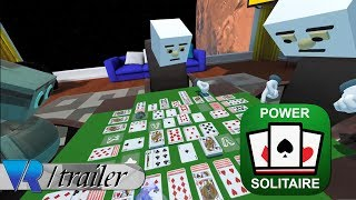 Power Solitaire - Trailer