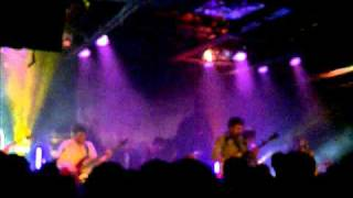 Hey Rosetta - Montreal Cabaret du Mile End - Yer Fall, Young Glass