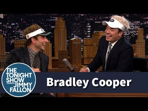 Bradley Cooper and Jimmy Can't Stop Laughing Uncut Version