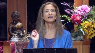 Tara Brach Speaks About Feeling Gratitude and Giving Love