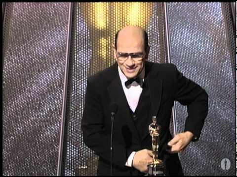 Tommy Lee Jones winning Best Supporting Actor