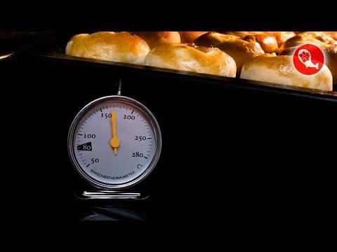 Биметаллический термометр для духовки (50 – 280°C) | Обзор и сравнение | Посылка из Китая